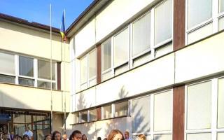 Українська гімназія № 1 святкує День Знань